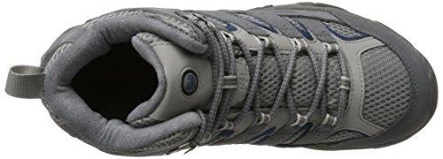 Merrell Moab 2 Mid Gtx, Chaussures de Randonnée Hautes Homme Gris (Castlerock)