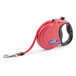 Ancol Pet Products Viva Retractable Tape Lead (30kg)