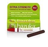 Bazuka Extra Strength Treatment Gel with Emery Board, 6 g