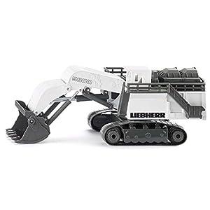 SIKU 1798Liebherr r9800Mining de Excavadora, Vehículo