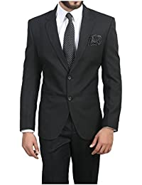 ManQ Slim Fit Formal/Party Men's Blazer - 7 Colors