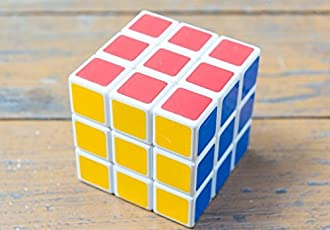 Supreme-Mart Speed Stickerless Durable High Stability Rubik's Cube Puzzle, 3x3x3