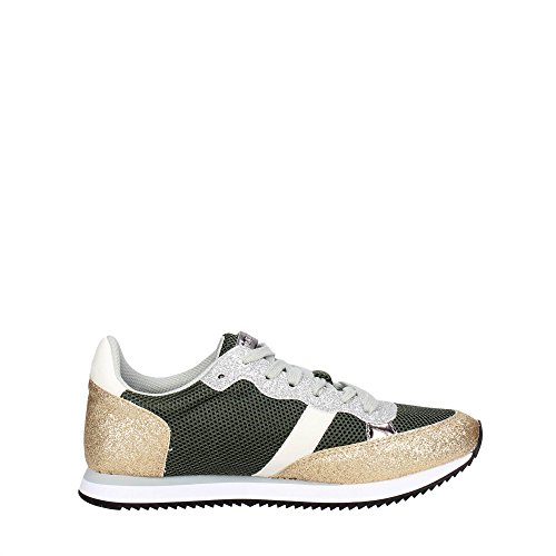 RASTYLUXSNEAKERS US POLO DONNA PE 2017 VERDONE