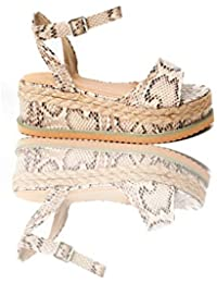 9cfb69ff43b Amazon.co.uk  Ikrush - Sandals   Women s Shoes  Shoes   Bags