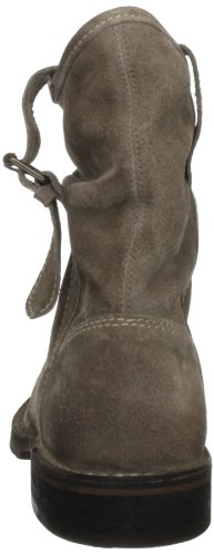 Fly London NOTA Damen Biker Boots Beige (Taupe 006)