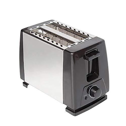 YHML 2 Scheiben Edelstahl Toaster Automatische Schnellbrotheizung Toaster Brot Haushalt Frühstück Hersteller -