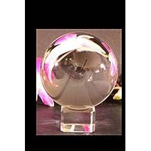 Kristallkugel mit Farbwechsel Glaskugel Wahrsager Leuchtkugel Hexenkugel Magier