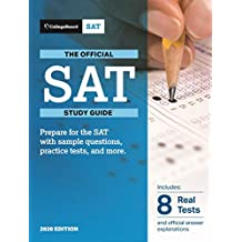 ‏‪The Official SAT Study Guide, 2020 Edition‬‏