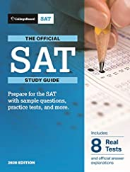 The Official SAT Study Guide, 2020 Edition