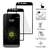 Siumir 2 Pack Full Coverage Tempered Glass Screen Protector