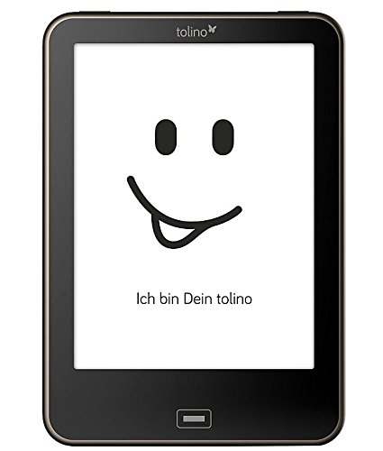 Tolino Vision eReader E-Book