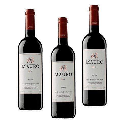 Mauro - Vino Tinto - 3 Botellas