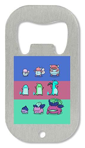 OpenWorld Pocket Monsters | Anime Series | Popular Manga | Pokemon Ball | Pokemon Go | Cool T Shirt | Nice to | Super Flaschenöffner