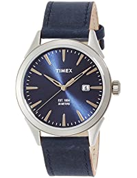 Timex Herren-Armbanduhr Analog Quarz TW2P77400