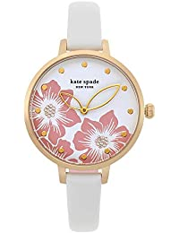 Kate Spade Analog Pink Dial Women's Watch-KSW1511