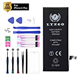LTZGO 3250mAh Battery Compatible with iPhone 6 Plus Li-ion Protection High Capacity Replacement