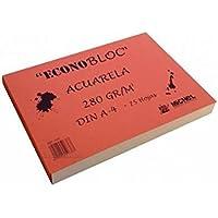 Econobloc 75 hojas michel a4 280gramos