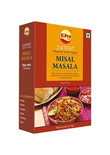K-Pra Foods Misal Masala (50 g)