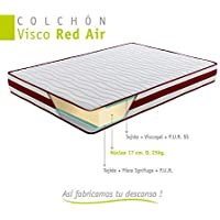 Mivis Colchon Visco Red (180, 80)