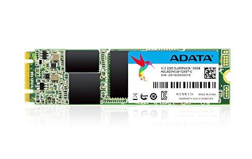 Price comparison product image ADATA 128GB M.2 SSD SU800 3D NAND
