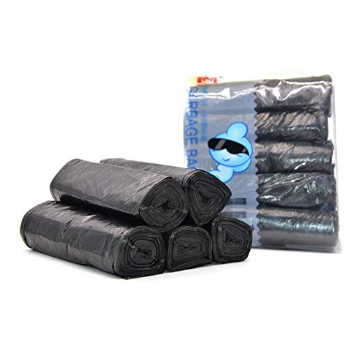 plastica Trash Bags Garbage Bags sacchetti della spazzatura immondizia pattumiera per bagno cucina soggiorno 5 - 7 galloni multi colori 100pcs/Pack