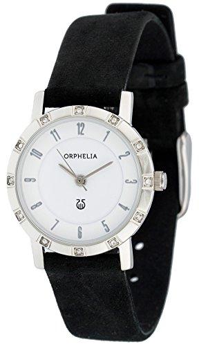 Orphelia - OR22171614 - Montre Femme - Quartz Analogique - Bracelet cuir noir