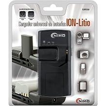 Cargador Universal para baterías de Ion-Litio