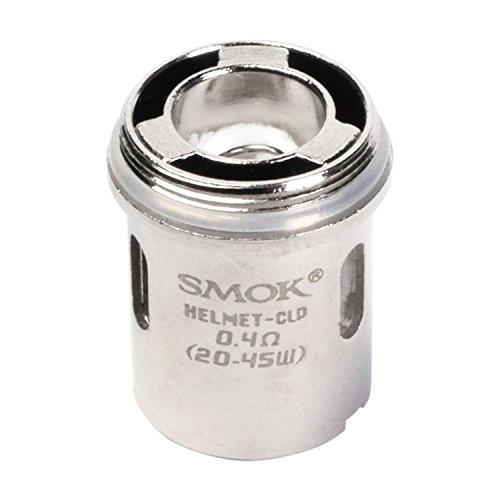 SMOK Helmet Mini Tank Clearomizer 2 ml, Durchmesser 22 mm, schwarz