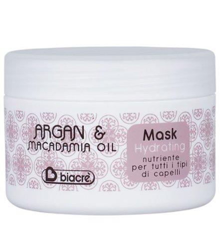 Biacre Argan & Macadamia Hyd. Mask 250 ml Biacre Hydrating Mask - 250 ml