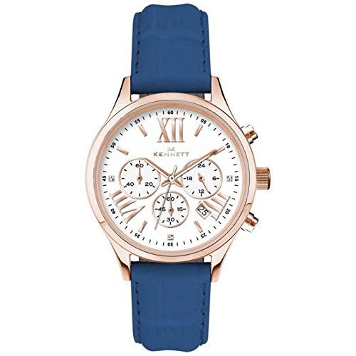 Ladies Kennett Lady Savro Empire Chronograph Watch LSERGWHRYBL