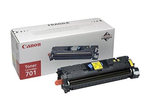 Preisvergleich Produktbild Canon 9284A003 701 Tonerkartusche gelb 4.000 Seiten
