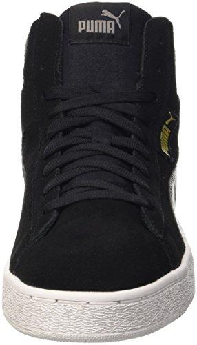 Puma 1948 Mid Sneaker da uomo Nero (Nero/Steel Gray)
