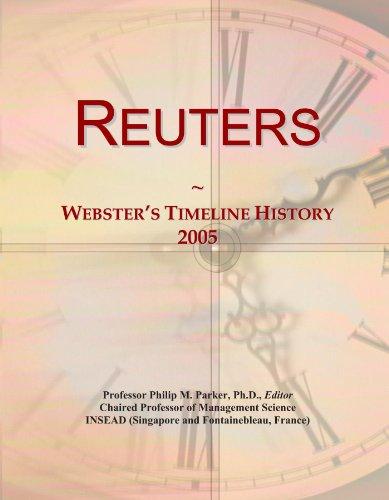 reuters-websters-timeline-history-2005