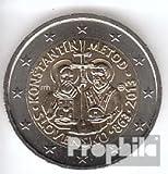 Slowakei 2013 Stgl./unzirkuliert Auflage 1 Mio. 2013 2 Euro Cyrill und Method (Münzen für Sammler)
