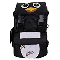 Cuties and Pals Kids Soft Backpack Peko The Penguin | Childrens Rucksack | Child