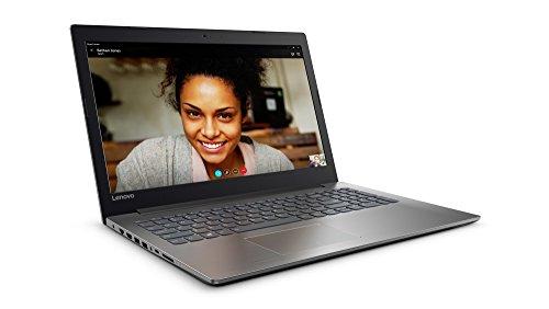 Lenovo Ideapad 320 396 cm 156 Zoll HD TN Antiglare Notebook 4415U raise root 8GB RAM 128GB SSD DVD Intel UHD Grafik 610 Windows 10 family home schwarz Notebooks