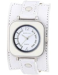 Excellanc Damen-Armbanduhr Analog Quarz verschiedene Materialien 195022000135
