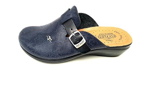 49ea6fb9da09 Fly Flot Q7882 YE blu n 38  Amazon.co.uk  Shoes   Bags