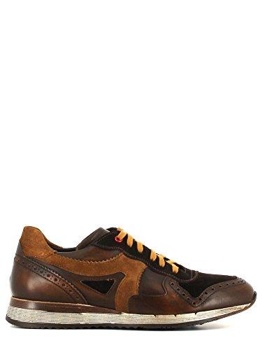 Lion 10649 Sneakers Uomo Marrone 46