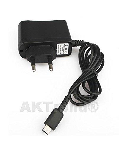 Original AKTrend Netzteil/AC Adapter Passend für Nintendo DS Lite, Ladekabel Ladegerät, Power Supply Adapter Für Nintendo AK-Nlite07