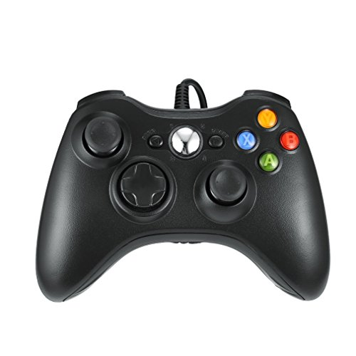 LESHP USB Wired Joypad Gamepad Controller für Xbox 360 PC Für Windows 7 Für Microsoft (Xbox360-pc-controller)