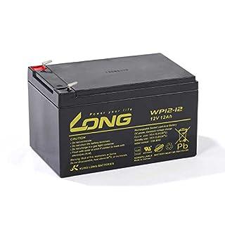 Akku kompatibel DiaMec DMU12-12 12V 12Ah AGM Blei Accu wartungsfrei Batterie VDS