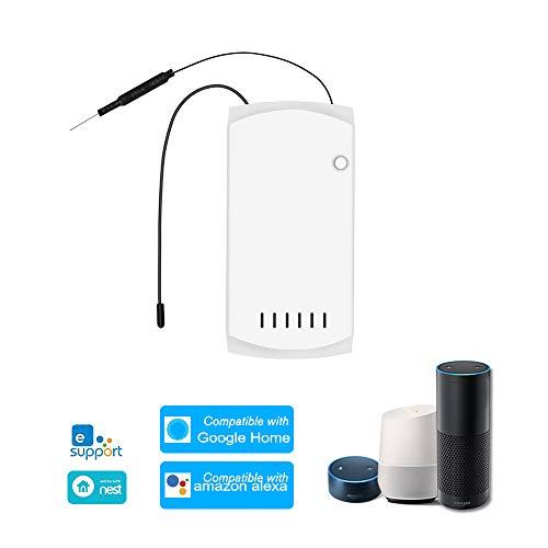 SONOFF Control Remoto para Ventiladores de Techo, WiFi Smart Switch, Soporte Control...