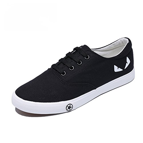 Men's Looper Zapatos Hombre Causal Shoes Women black