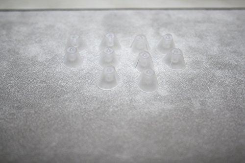 Schirmchen Domes für Bernafon/ Oticon Dünnschlauch Systeme Tulip (Tulpe)