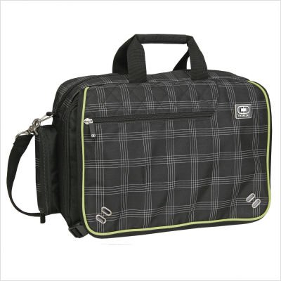 OGIO Laptoptasche Street City Corp, black plaid, Street City_34, 23 Liter (Plaid-damen-laptop-tasche)
