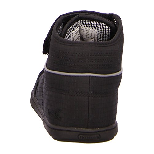 Boxfresh Swich Blok TRH Ripstop Nylon Black Black Black