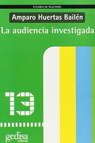 La audiencia investigada (Estudios de Television)
