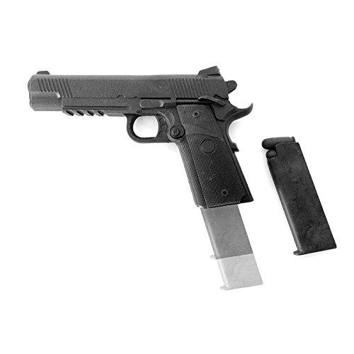 FURACAO - Pistolet en Caoutchouc Rigide avec Chargeur Amovible