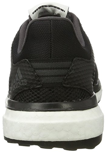 adidas Damen Response Plus Turnschuhe Schwarz (Negbas/ftwbla/neguti)